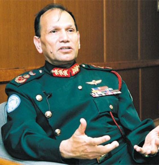 Lt. Gen. Balanand Sharma (Retd.)