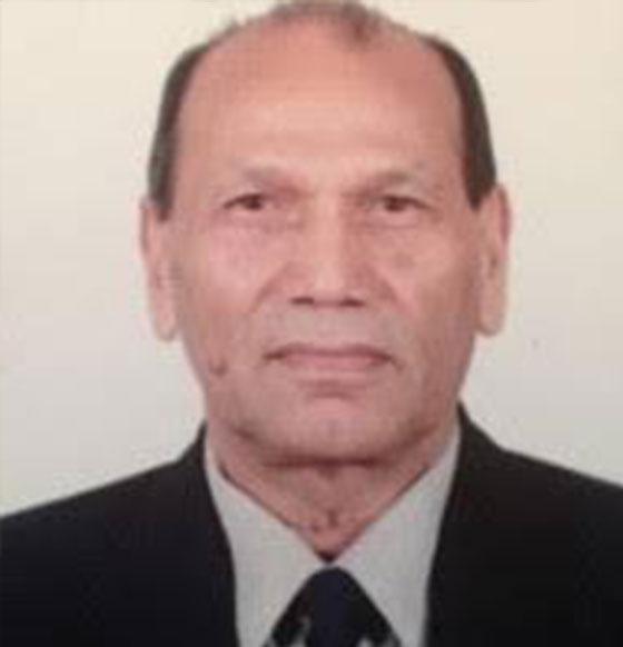 Lieutenant General Balanand Sharma (Ret.), Vice Chancellor, National Defence University Nepal