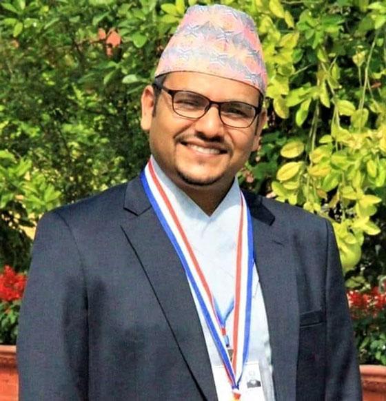 Dr. Mahendra Prashad Bhatta