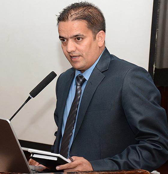 Abhaya R. Joshi