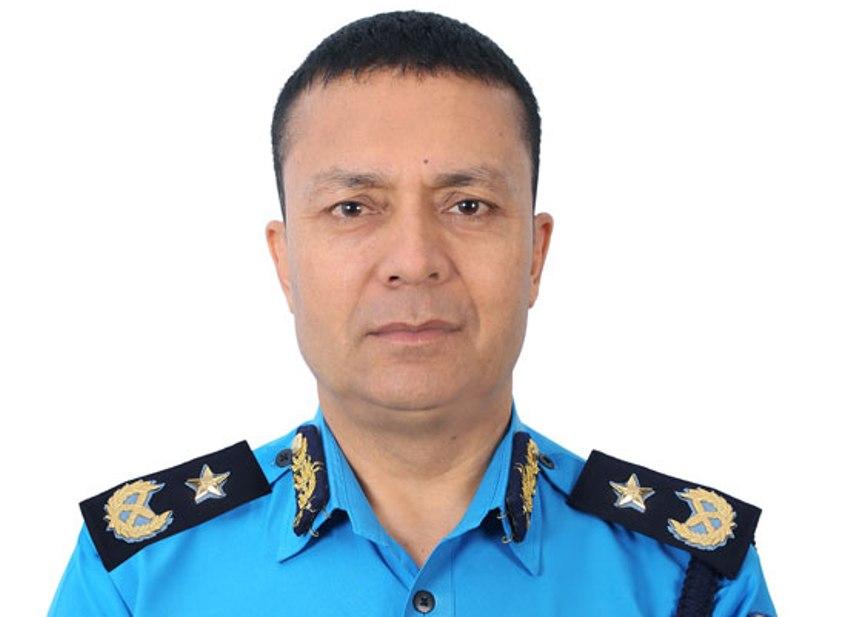 Shailesh Thapa Chhetri is new Nepal Police Chief