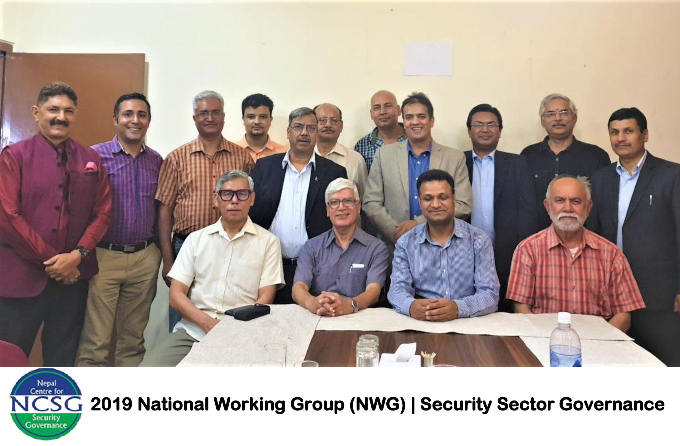 2019 National Working Group (NWG) | Security Sector Governance