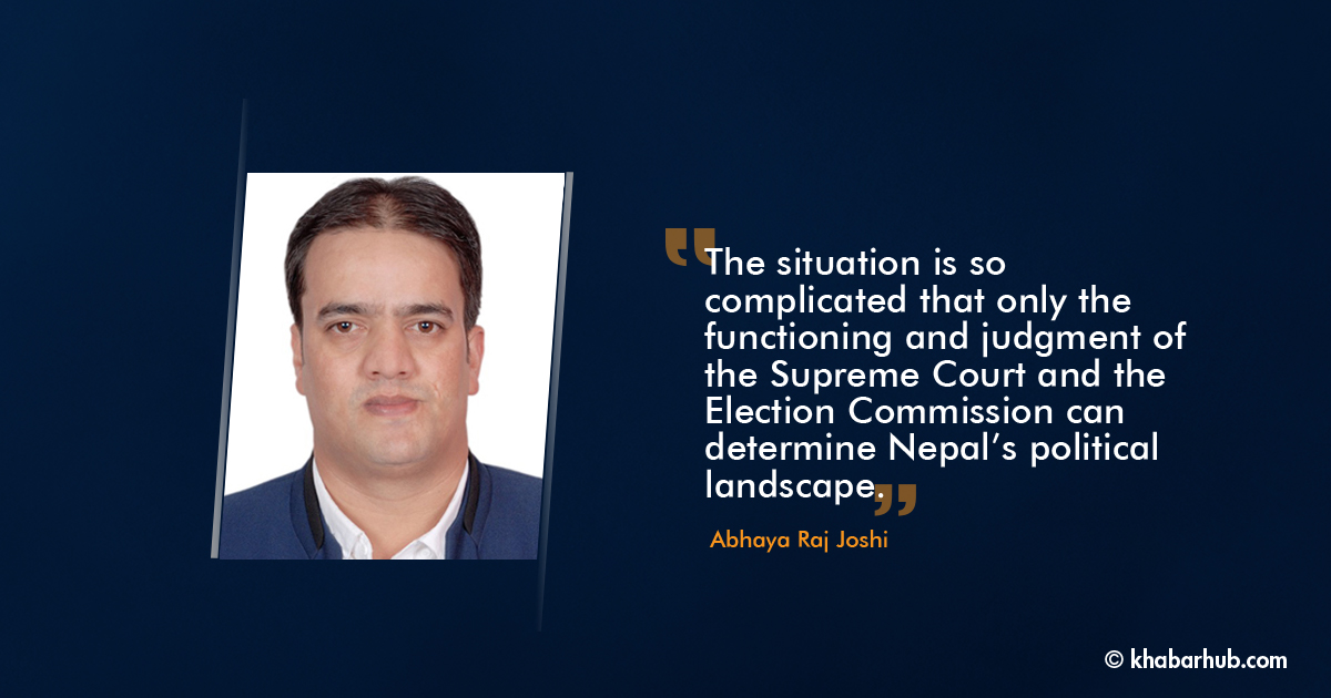 Nepal's constitutional crisis and mounting security challenges